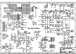 ... Схема электрическая принципиальная 1